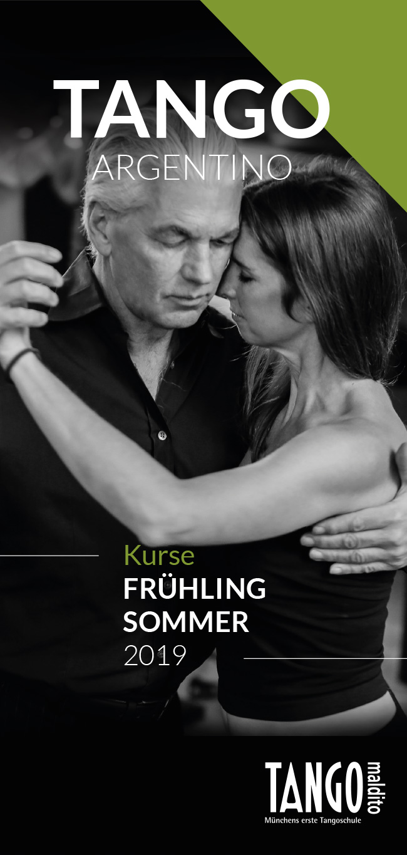 Tango Argentino Programm